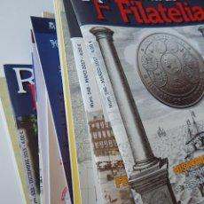 Sellos: 15 REVISTAS RF REVISTA DE FILATELIA - AÑOS: 2014, 2015, 2016 Y 2017 - NÚMEROS: .... Lote 280815593