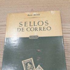 Francobolli: SELLOS DE CORREO - ESTO ES ESPAÑA - LUIS JORDÁ - ARGOS. Lote 287439058