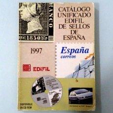 Sellos: CATALOGO ESPAÑA 1997 - FOTO 2795 - EDIFIL, ENVIO 2,50 EUROS. Lote 292239808