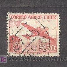 Sellos: CHILE, 1 SELLO USADO. Lote 18558952