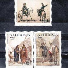 Francobolli: CHILE 1399/401 SIN CHARNELA, TEMA UPAEP, TRAJES TIPICOS,. Lote 25555852