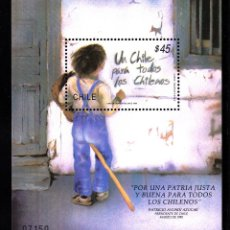 Sellos: CHILE HB 36** - AÑO 1990 - DIA DE LA PATRIA. Lote 44295627