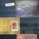 Sellos: LOTE DE 2 HOJITAS POSTALES DE CHILE Y 1 DE COLOMBIA. F00021. Lote 46882986