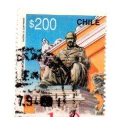Sellos: CHILE 1992-N-1506. Lote 56468778