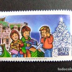 Sellos: CHILE 2012 NOËL NAVIDAD YVERT Nº 0000 º FU . Lote 62711308