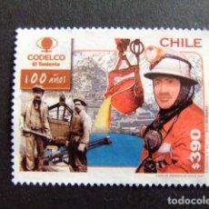 Sellos: CHILE 2005 CODELGO YVERT Nº 1690 º FU . Lote 62712536