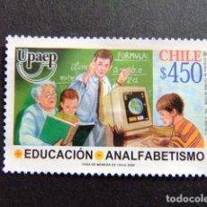 Sellos: CHILE 2002 UPAEP YVERT Nº 1643 º FU . Lote 62713384