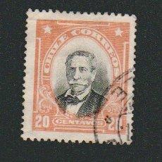 Sellos: CHILE.1915.27.-20 CENT.YVERT 116.USADO.. Lote 78067317