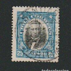Sellos: CHILE.1915.27.-25 CENT.YVERT 117.USADO.. Lote 78068249