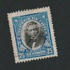 Sellos: CHILE.1915.27.-25 CENT.YVERT 117.USADO.. Lote 78068309