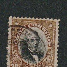 Sellos: CHILE.1911.-30 CENT.YVERT 95.USADO.. Lote 78068365