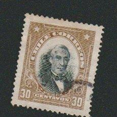 Sellos: CHILE.1915.27.-30 CENT.YVERT 118.USADO.. Lote 78068401