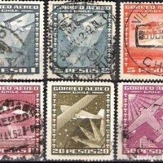 Sellos: CHILE 1934- USADO. Lote 98611231