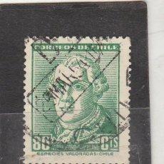 Sellos: CHILE 1953 - YVERT NRO. 233 - USADO. Lote 103532379