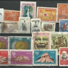 Sellos: LOTE DE SELLOS DE PANAMA. Lote 116991535