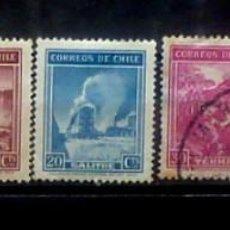 Sellos: CHILE- Nº 843 IVERT, USADOS. Lote 120555239