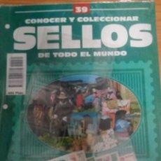 Sellos: SELLOS DE CHILE . Lote 137654706