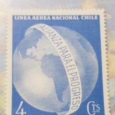Sellos: CHILE. Lote 147223833