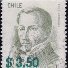 Sellos: 1979 - CHILE - DIEGO PORTALES - YVERT 510. Lote 151579842