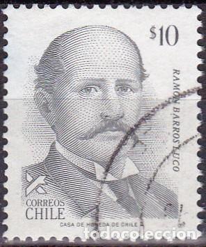 1983 - CHILE - RAMON BARROS LUCO - PRESIDENTE - MICHEL 1032 (Sellos - Extranjero - América - Chile)