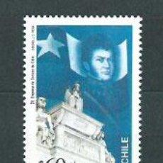 Sellos: CHILE - CORREO 1992 YVERT 1136 ** MNH. Lote 156927232