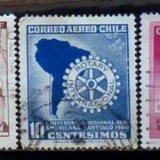 Sellos: SELLOS CHILE - FOTO 274 , USADO. Lote 169193156