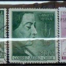 Sellos: SELLOS CHILE - FOTO 276 , USADO. Lote 169193380