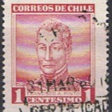 Sellos: CHILE // YVERT 281 // 1960. Lote 183190508
