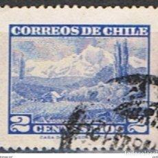 Sellos: CHILE // YVERT 298 // 1962. Lote 183193546