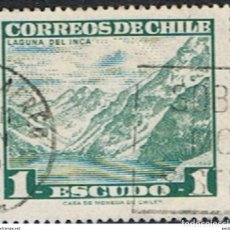 Sellos: CHILE // YVERT 323 // 1968. Lote 183196968
