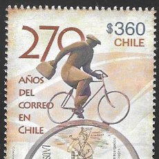 Sellos: CHILE. Lote 194091960
