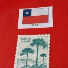 Sellos: CHILE B2. Lote 211677734