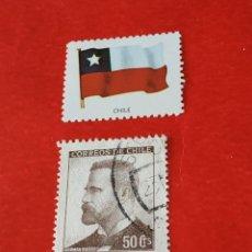Sellos: CHILE F2. Lote 211679510