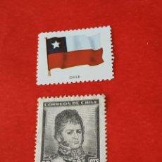 Sellos: CHILE F6. Lote 211680145