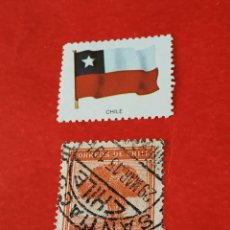 Sellos: CHILE G2. Lote 211680430