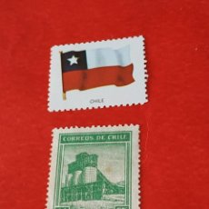 Sellos: CHILE G4. Lote 211680758