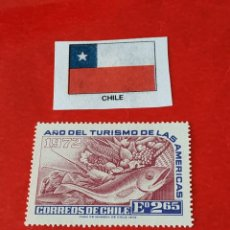 Sellos: CHILE H2. Lote 211695204