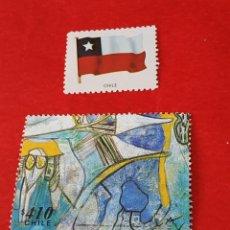 Sellos: CHILE I. Lote 211695475
