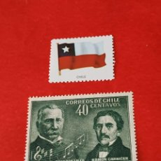 Sellos: CHILE K1. Lote 211700845