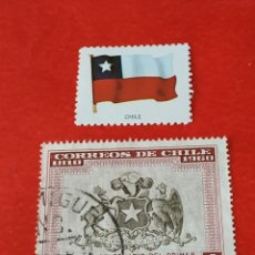 Sellos: CHILE K2. Lote 211700971