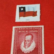 Sellos: CHILE L2. Lote 211891457
