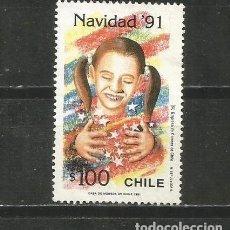 Sellos: CHILE YVERT NUM. 1087 USADO. Lote 218527912