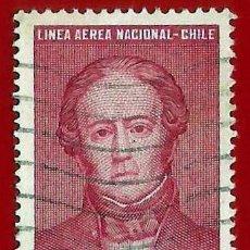 Sellos: CHILE. 1965. ANDRES BELLO. Lote 222457986