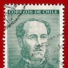 Sellos: CHILE. 1966. DR. LORENZO SAZIE. Lote 222582597