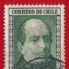 Sellos: CHILE. 1942. UNIVERSIDAD DE CHILE. ANDRES BELLO. Lote 222583215