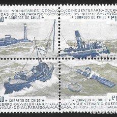 Sellos: CHILE. Lote 222586382