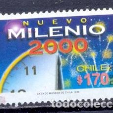 Sellos: CHILE , AÑO 1999. Lote 227070310