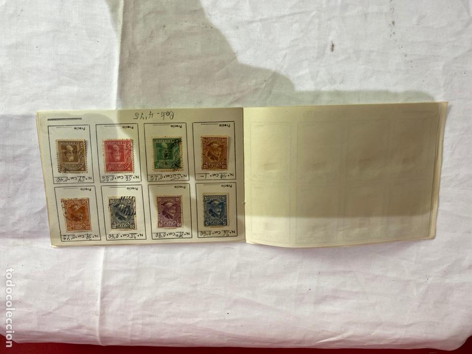 Sellos: Álbum de sellos antiguos chile clasificados. Coleccion 127 sellos . Ver fotos - Foto 4 - 261698080