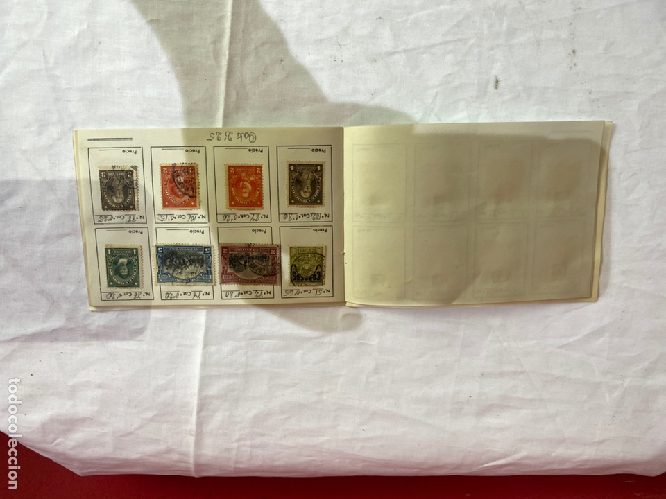 Sellos: Álbum de sellos antiguos chile clasificados. Coleccion 127 sellos . Ver fotos - Foto 6 - 261698080