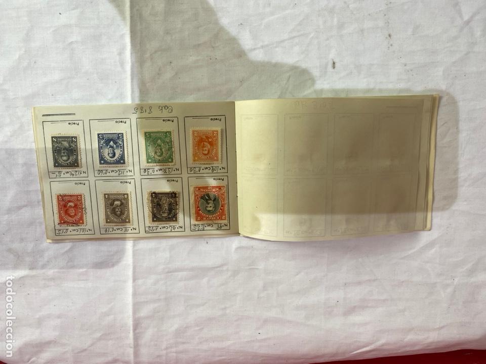 Sellos: Álbum de sellos antiguos chile clasificados. Coleccion 127 sellos . Ver fotos - Foto 8 - 261698080